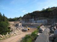 exploitation du granite de Senones