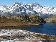 Panormara Lacs Bessons Alpe d'Huez