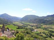 Valée de l'Avance Panorama