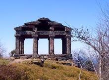 temple musée au sommet du Donon